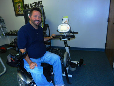 full shot of tj i chair with new equipment